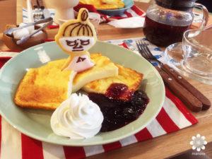 ミイのパンケーキ