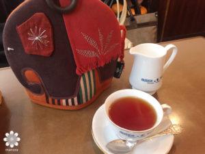 ティーハウスムジカ 紅茶