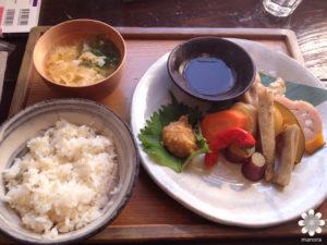 神戸ランチ四季菜のいろどり膳
