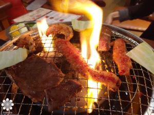 亀八焼肉1
