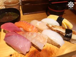 姫路 立ち食い寿司魚路(トトロ)