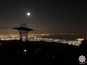 六甲ガーデンテラスの夜景