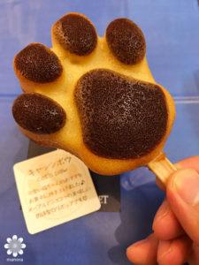 猫の手のお菓子キャッツボウ